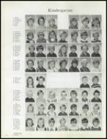 1975 Panama High School Yearbook Page 108 & 109