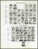 1975 Panama High School Yearbook Page 118 & 119