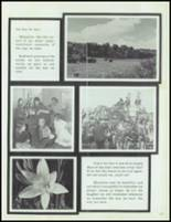 1975 Panama High School Yearbook Page 130 & 131