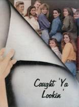 1993 Yearbook Cleburne High School