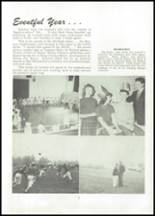 1951 Naches Valley High School Yearbook Page 10 & 11
