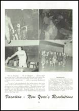 1951 Naches Valley High School Yearbook Page 14 & 15