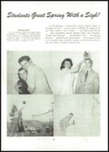 1951 Naches Valley High School Yearbook Page 16 & 17