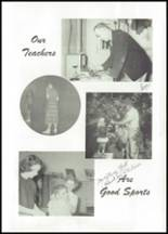 1951 Naches Valley High School Yearbook Page 18 & 19