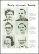 1951 Naches Valley High School Yearbook Page 20 & 21