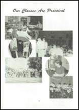 1951 Naches Valley High School Yearbook Page 22 & 23