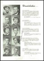 1951 Naches Valley High School Yearbook Page 28 & 29