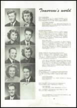 1951 Naches Valley High School Yearbook Page 30 & 31