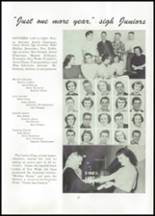 1951 Naches Valley High School Yearbook Page 32 & 33