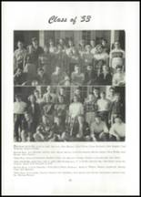 1951 Naches Valley High School Yearbook Page 38 & 39