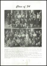 1951 Naches Valley High School Yearbook Page 42 & 43