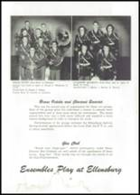 1951 Naches Valley High School Yearbook Page 46 & 47