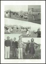 1951 Naches Valley High School Yearbook Page 54 & 55