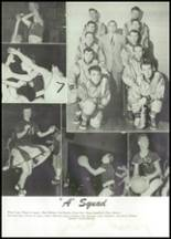 1951 Naches Valley High School Yearbook Page 56 & 57