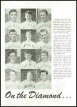 1951 Naches Valley High School Yearbook Page 58 & 59