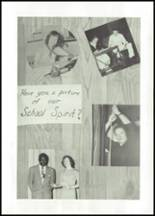 1951 Naches Valley High School Yearbook Page 66 & 67