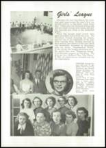 1951 Naches Valley High School Yearbook Page 70 & 71