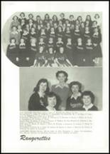 1951 Naches Valley High School Yearbook Page 74 & 75