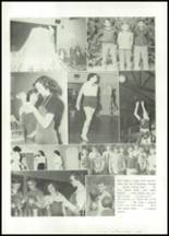 1951 Naches Valley High School Yearbook Page 106 & 107