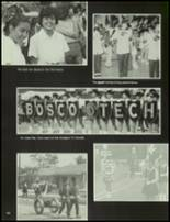 1982 Don Bosco Technical Institute Yearbook Page 104 & 105
