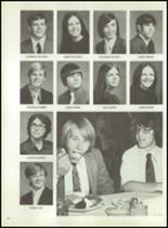 1974 Mogadore High School Yearbook Page 24 & 25