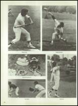 1974 Mogadore High School Yearbook Page 84 & 85