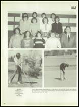 1974 Mogadore High School Yearbook Page 86 & 87