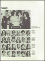1974 Mogadore High School Yearbook Page 92 & 93