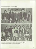 1974 Mogadore High School Yearbook Page 98 & 99