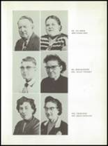 1958 Amistad High School Yearbook Page 12 & 13