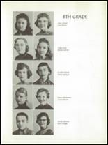 1958 Amistad High School Yearbook Page 26 & 27