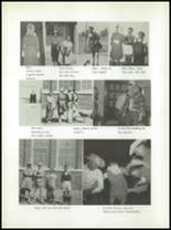 1958 Amistad High School Yearbook Page 34 & 35