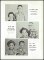 1958 Amistad High School Yearbook Page 36 & 37