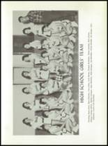 1958 Amistad High School Yearbook Page 42 & 43