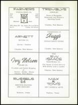 1958 Amistad High School Yearbook Page 54 & 55