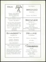 1958 Amistad High School Yearbook Page 56 & 57