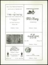1958 Amistad High School Yearbook Page 58 & 59