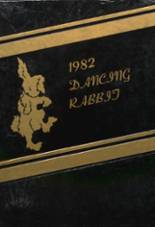 1982 Yearbook McAlester High School