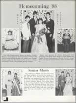 1989 Bradley High School Yearbook Page 10 & 11