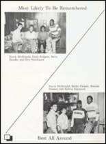 1989 Bradley High School Yearbook Page 24 & 25