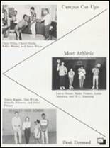 1989 Bradley High School Yearbook Page 26 & 27