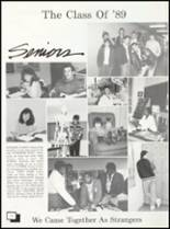 1989 Bradley High School Yearbook Page 28 & 29
