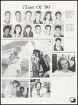 1989 Bradley High School Yearbook Page 32 & 33