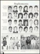 1989 Bradley High School Yearbook Page 34 & 35