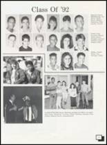 1989 Bradley High School Yearbook Page 36 & 37