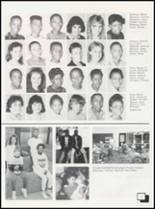 1989 Bradley High School Yearbook Page 40 & 41