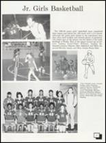 1989 Bradley High School Yearbook Page 70 & 71