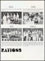 1989 Bradley High School Yearbook Page 74 & 75