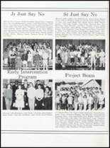1989 Bradley High School Yearbook Page 78 & 79