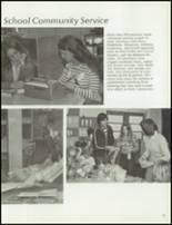 1976 Aragon High School Yearbook Page 44 & 45